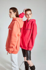 Corral Hoodie / Худи коралл Aspire to Inspire